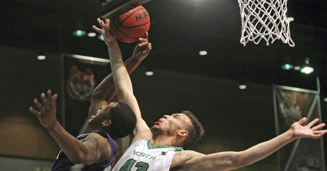 NCAA berth gives North Dakota chance to promote new brand